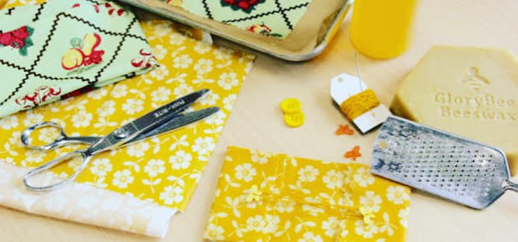 Beeswax Wrap Community Worshop